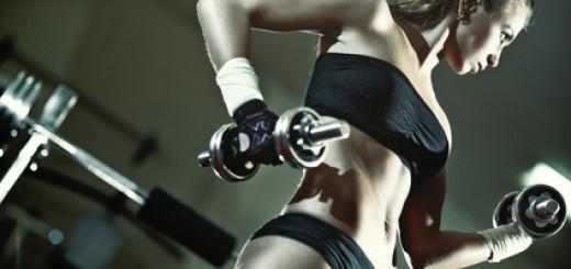 שרירים ונשים