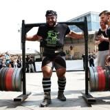 פטריק באבומיאן - ספורטאי כוח טבעוני