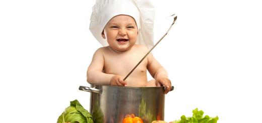 תינוקות ותזונה טבעונית